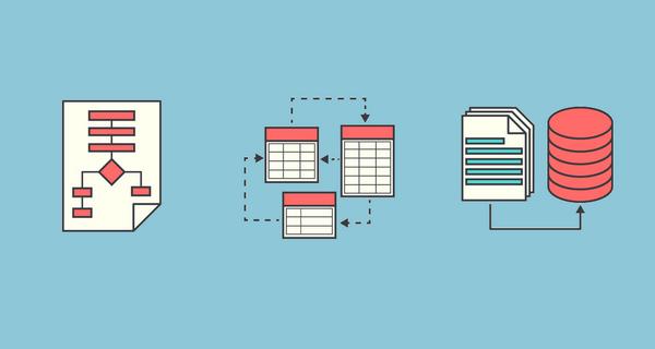 Data Model vs Data Dictionary vs Database Schema vs ERD