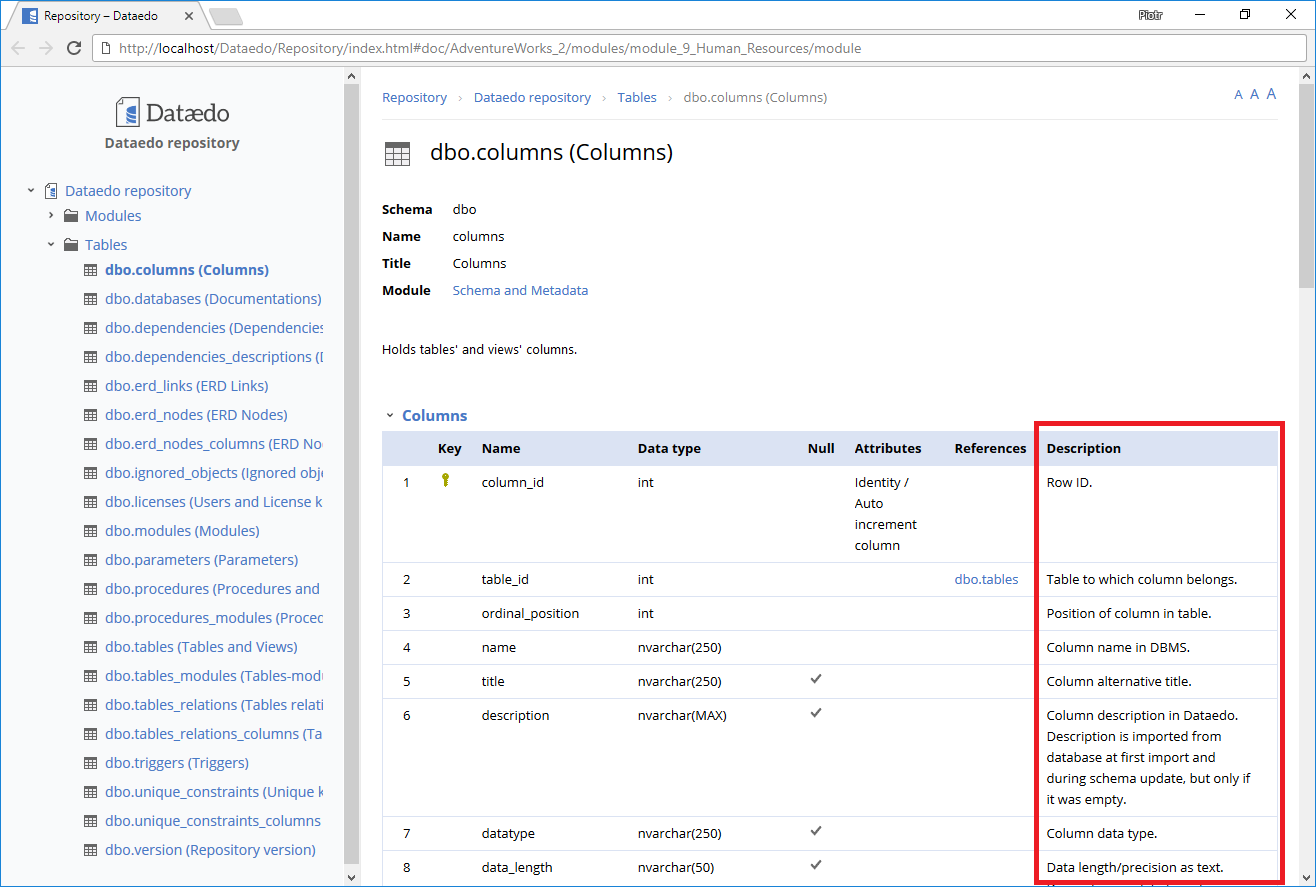 How to document sql server database using visual studio 2015 repeat and automate the process pooptronica Choice Image