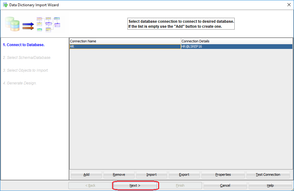 How to generate database documentation with Oracle SQL Developer