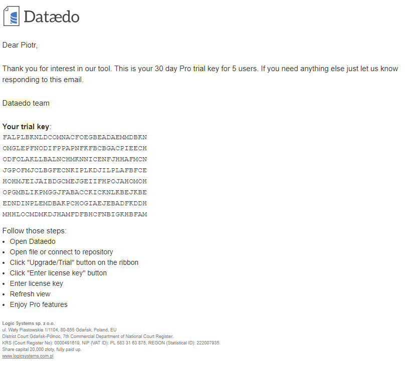 How to Document SQL Server Database in 5 Minutes with Dataedo [Free ...