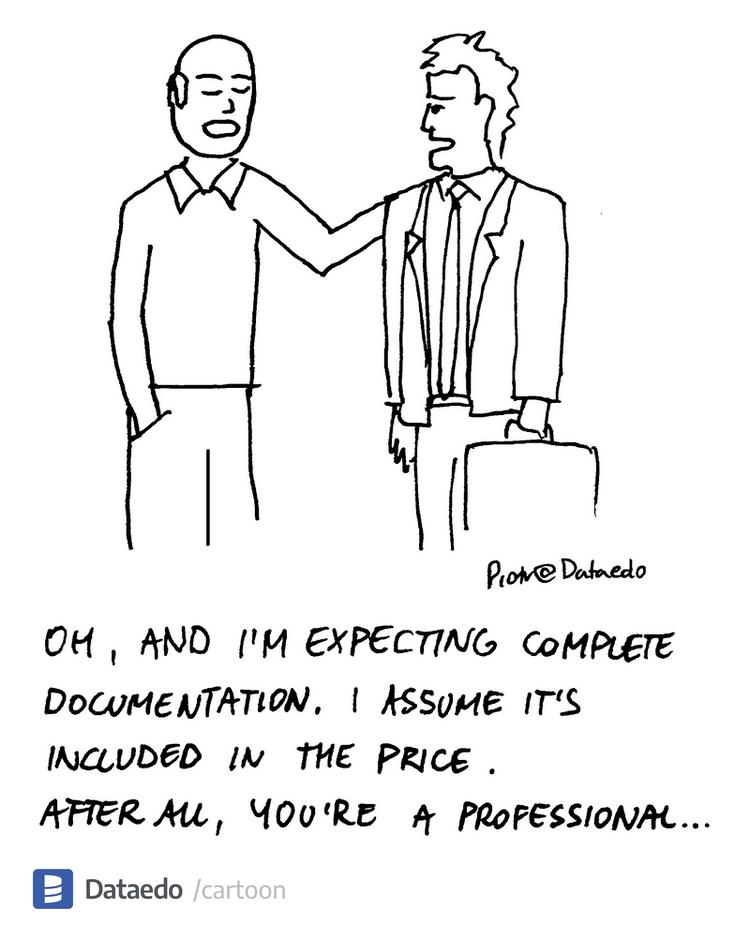 13 Reasons Why Databases Don T Get Documented