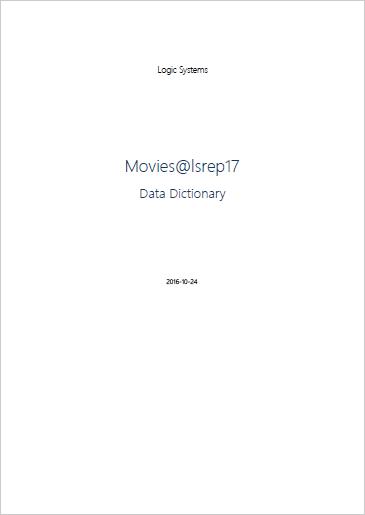PDF title