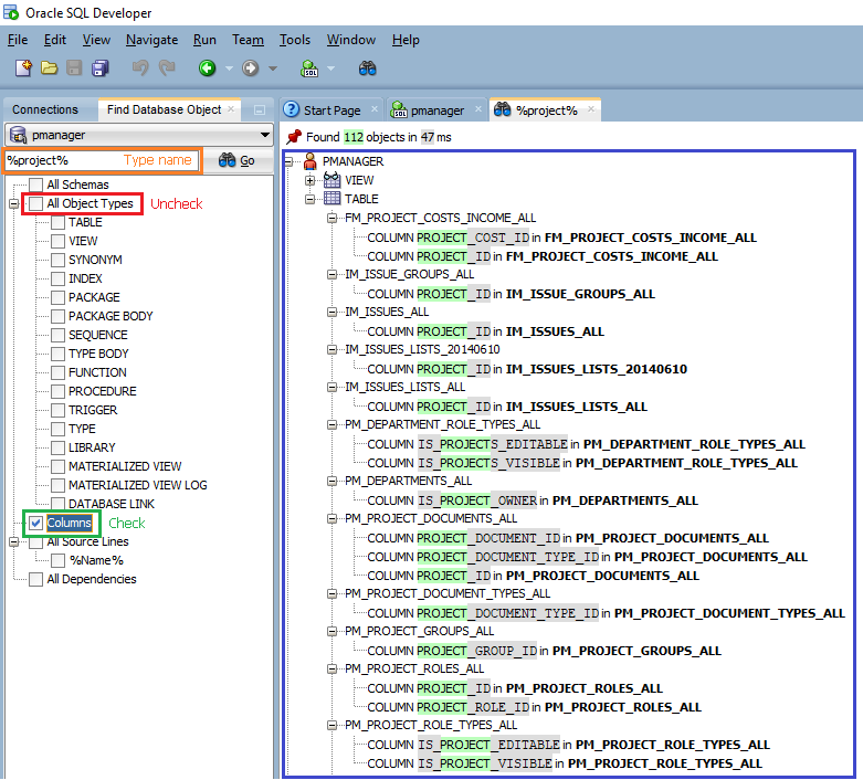 Fantastic Find Table With Specific Column Name With Oracle Sql Download Free Architecture Designs Intelgarnamadebymaigaardcom