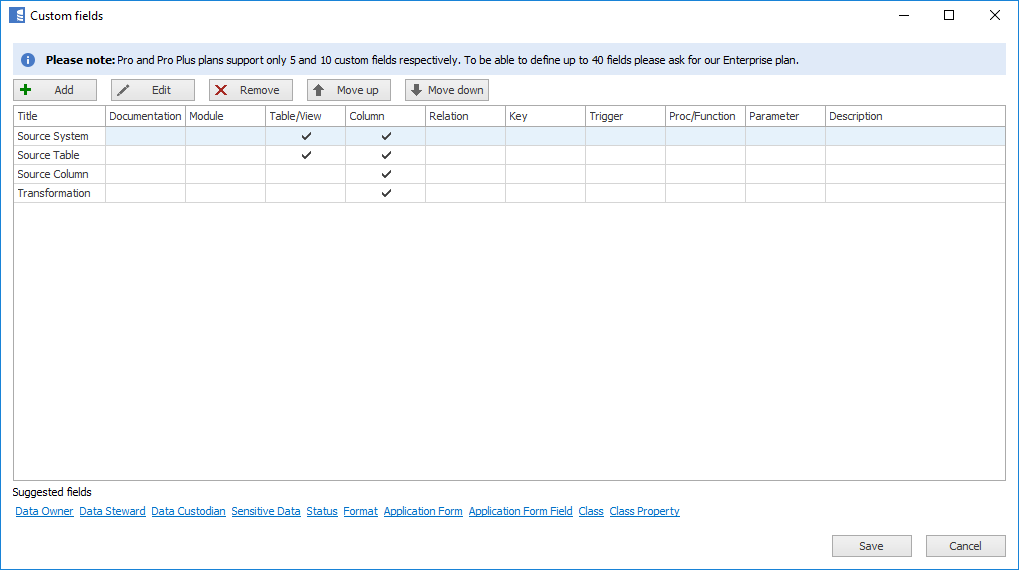 Documenting Data Mapping And Sources In Data Warehouse Dataedo - Data mapping definition